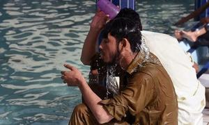 Temperatures, in, Karachi, expected, to, rise, to, a, sweltering, 41C:, Met Office