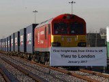 Freight, train, to, leave, Britain, on, long, haul, for, China