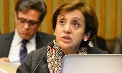 Saudi-led, military, alliance, not, against, any, country:, Tehmina Janjua,