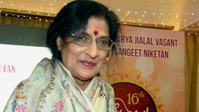 Kishori, Amonkar:, Legendary, Indian, singer, dies
