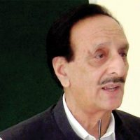 Raja Muhammad Zafarul Haq. PHOTO: EXPRESS