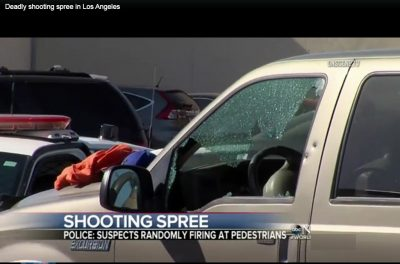 Deadly, shooting, spree, in, Los Angeles