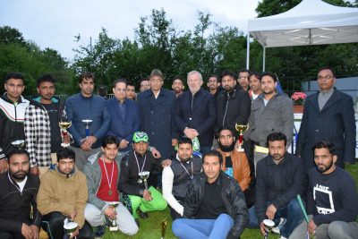 Cricket Tournament in France 8.5.17