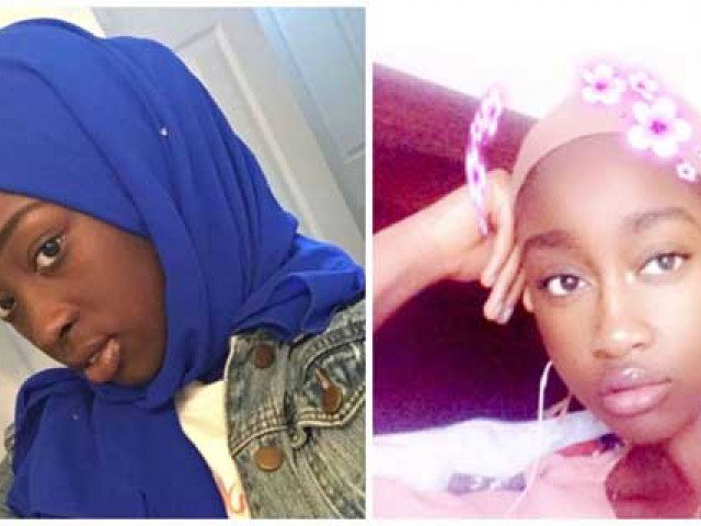 Two, girls ,'harassed', by ,US, school, authorities, for, wearing, hijab