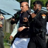 India's home minister says his forces will not count bullets while replying to any provocation by Islamabad. PHOTO: REUTERS