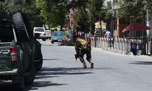 Blast,near, US, embassy, in ,central, Kabul,