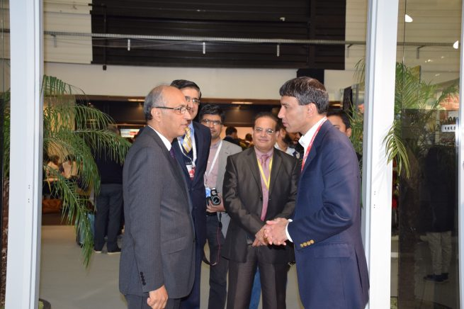36 Pakistan companies are participating in Texworld Paris to boost Textile Exports