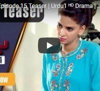 BAAGHI, Episode ,14 ,Urdu1, ᴴᴰ, Drama,Saba Qamar, Osman Khalid, khalid Malik, Ali Kazmi