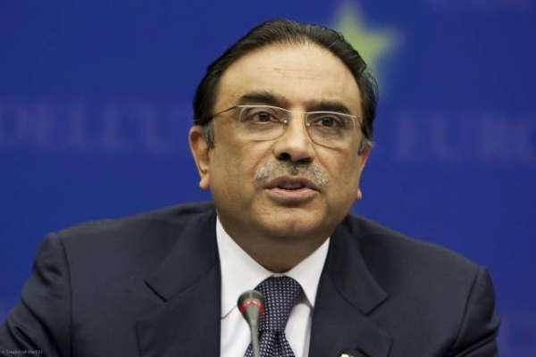 Ex-PresidentAsif, Ali  Zardari's, message, on, Diwali