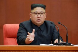 Kim Jong, Un, Defends, Nuclear, Program, as, North Korea's, 'Treasured, Sword'