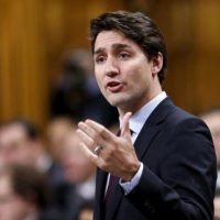 Canada's Prime Minister Justin Trudeau. PHOTO: REUTERS
