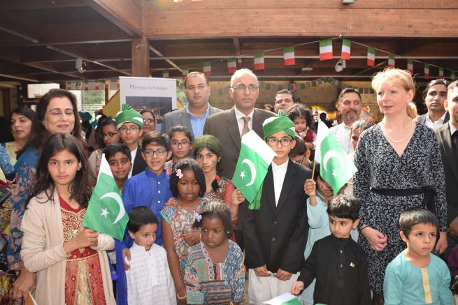 Pakistan Participated as a Special Guest of Honor in Multicultural Festival held near Paris