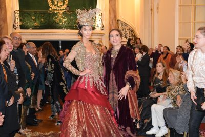 A Special Fashion show held in Paris to showcase seven decades of Pakistan's Fashion