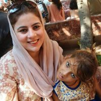 Faryal Talpur, took, notice, of, Afsheen, eight, years, old, girl, affected, with, sever, disease