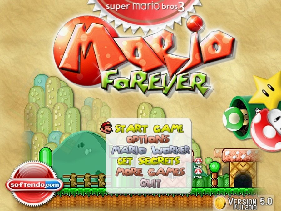 http://download.cnet.com/Mario-Forever/3000-7433_4-10344976.html