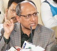 Senator, Saeed Ghani, File Photo