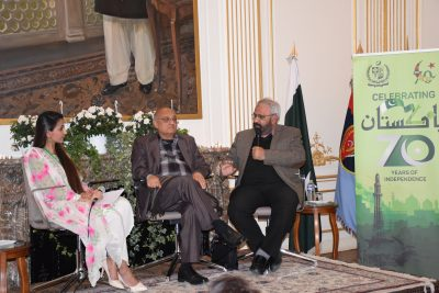 Pak Embassy in Paris Marked the Iqbal Day