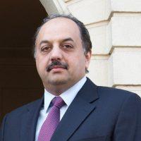 Qatar's Defence Minister Khalid bin Mohammed al-Attiyah, PHOTO: REUTERS