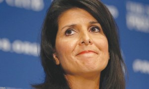 Women ,accusing, Trump, of, sexual ,misconduct, 'should, be, heard', says, Nikki Haley
