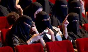 Saudi Arabia, lifts, decades-long, ban, on, cinemas