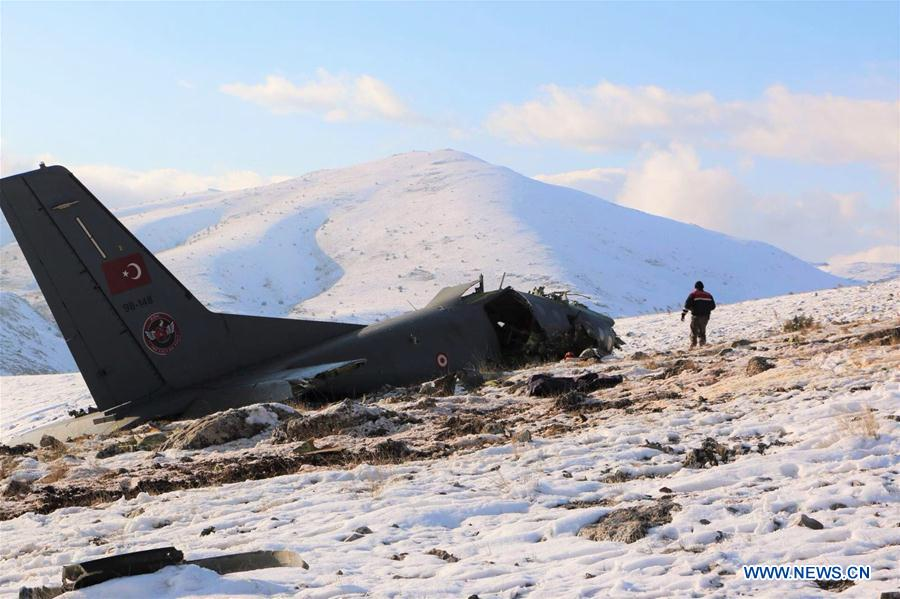 Pakistan expresses condolences over plane crash in Turkey