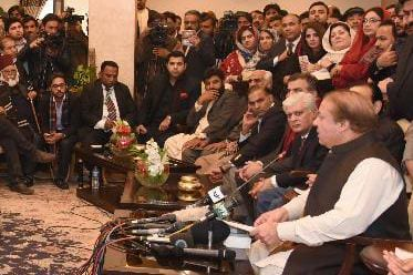 Dual, standard ,of, justice, in, country, unacceptable, says, Nawaz Sharif
