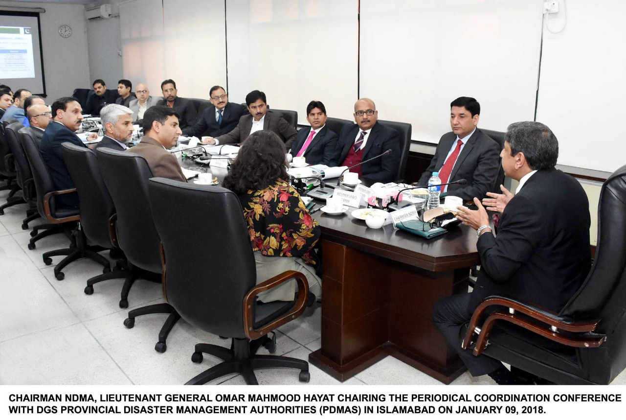 NDMA holds National post monsoon 2017 review conference, contingency planning for monsoon 2018 initiated