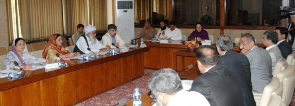 STANDING COMMITTEE ON SCIENCE AND TECHNOLOGY MEETS