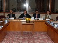 MEETING OF THE STANDING COMMITTEE ON INDUSTRIES & PRODUCTION MEETS