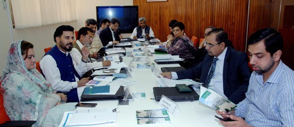 STANDING COMMITTEE ON KASHMIR AFFAIRS & GILGIT BALTISTAN ENDORSED THE PSDP FOR THE FINANCIAL YEAR