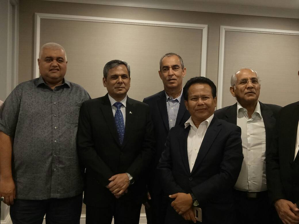 Malaysia-Pakistan, Business, Council's, revival, welcomes, Pakistan's, High, Commissioner, Mr. Zakaria