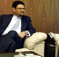 Leather garments manufacturers and exporters delegation meets Miftah Ismail
