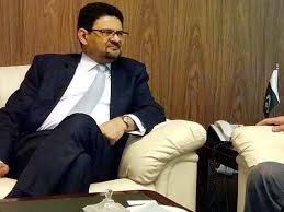 Leather garments manufacturers and exportersdelegation meets Miftah Ismail