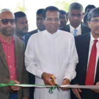 President Maithripala Sirisena inaugurates the Pakistan Single Country Exhibition – 2018 in Colombo