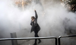 Unrest in Iran