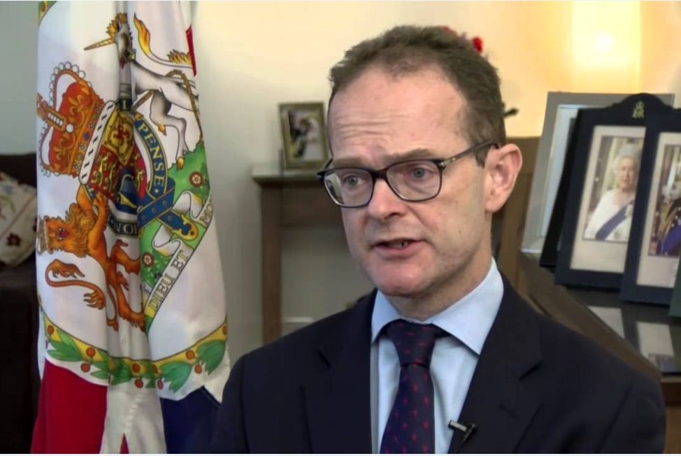 British Ambassador to Afghanistan visits Islamabad, Emphasised the importance of Pak-Afghan cooperation