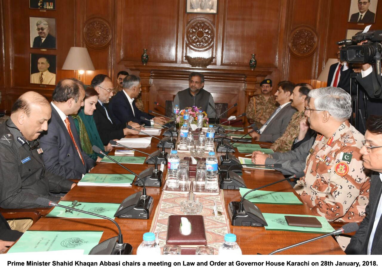 Prime Minister Abbasi says CPEC projects and motorways will bring progress and prosperity in the country as well as region