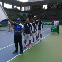 Korean Team Arrives To Play Davis Cup Tie Against Pakistan