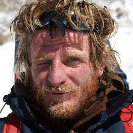 Nanga Parbat didn't want to let you go back, says Tomek Mackiewixz