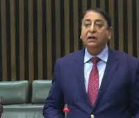 Federal Govt. Employees delegation discusses pay package with Rana Afzal
