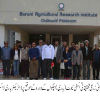 Ambassadors, of ,various ,Countries, including ,Tunisia, Morroco, Kenya, Sudan, Nigeria, and, Mauritius, visited ,BARI ,Chakwal