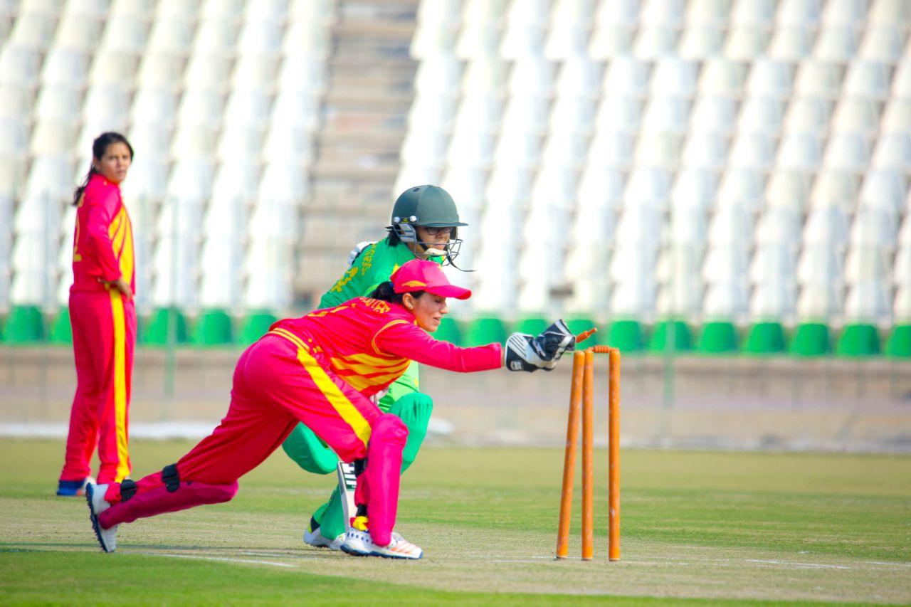 Triangular One Day Women's Cricket Tournament 2018