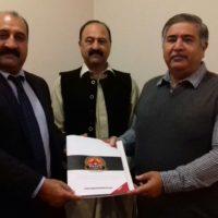 Major General Haroon Sikandar Pasha,HI (M) (Retired) elected Mix Martial Arts (MMA) Patron-in-Chief