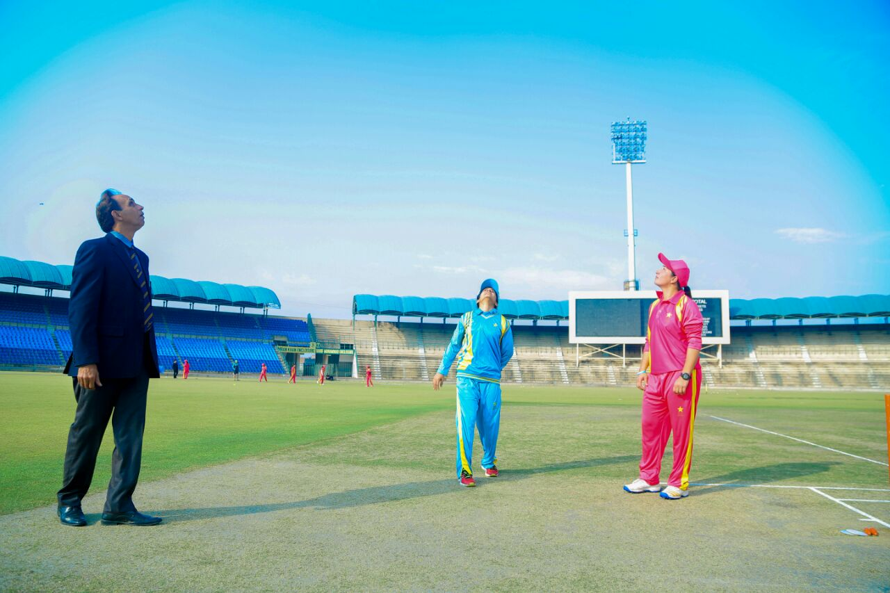 Triangular, One, Day, Women's ,Cricket, Tournament,2018