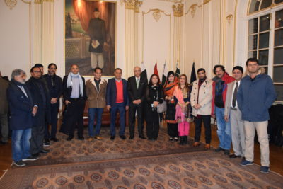 Pakistani community in France urged to work with Embassy to improve bilateral trade and investment