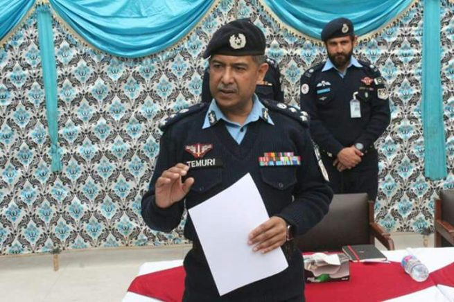Community policing can bridge the Gap between police and public ; IGP