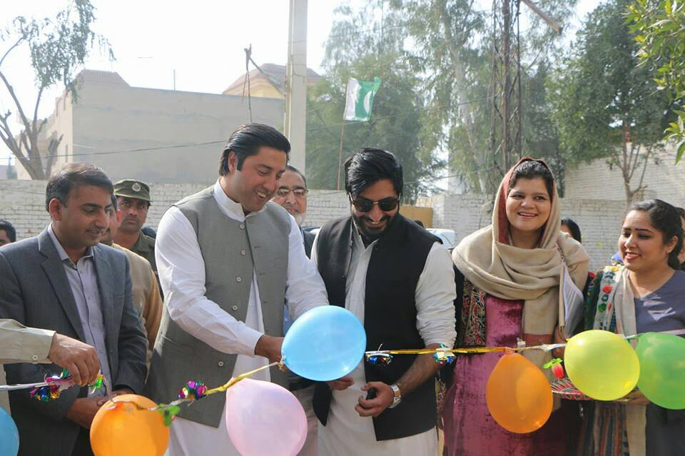 Pakistan's first ever rural Innovation Hub for Youth Employment launched in District Layyah
