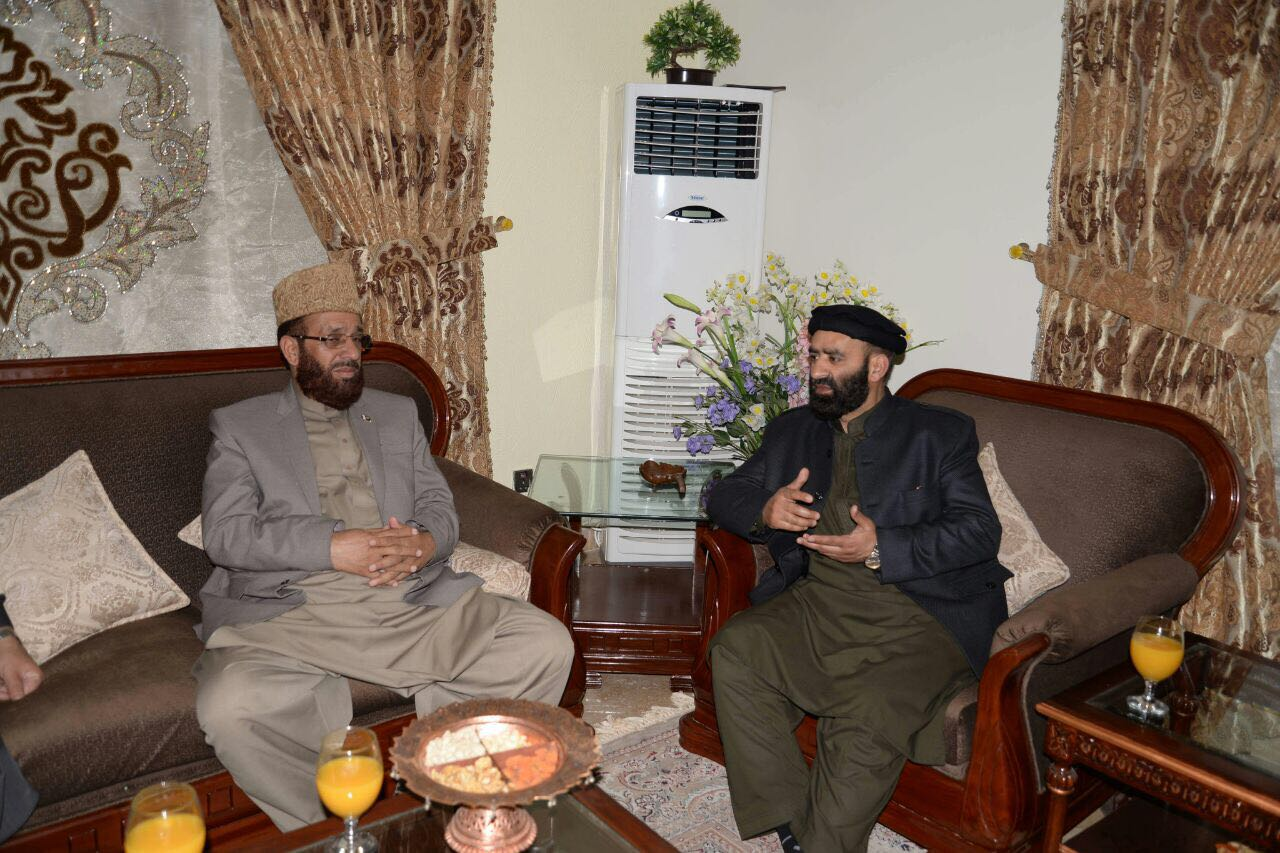 Pakistan will keep Kashmir on top agenda of Foreign Policy Sardar Ypusuf- Minister of Religious Affairs