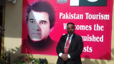 Managing Director PTDC Ch.Abdul Ghafoor khan seeks central Asian States support to remove negative image of Pakistan