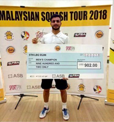Tayyab aslam, brought, laurels, to ,the, country, by, winning ,Malaysian, tour, title, at, Kuala Lumpur